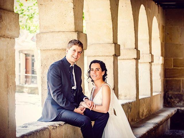 La boda de Javier y Ana en Paganos, Álava 54