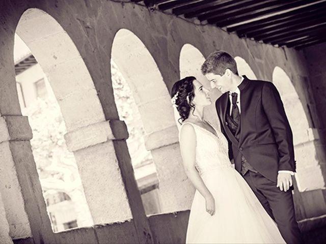 La boda de Javier y Ana en Paganos, Álava 55