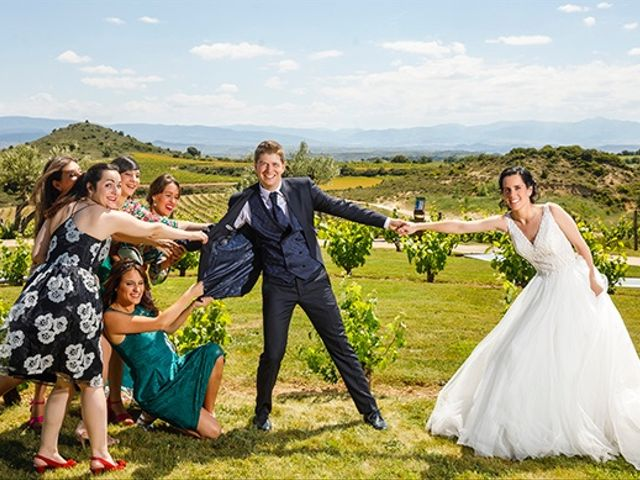 La boda de Javier y Ana en Paganos, Álava 58