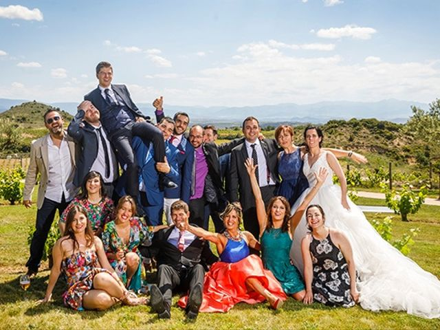 La boda de Javier y Ana en Paganos, Álava 59