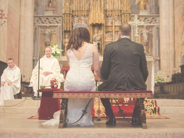 La boda de Edu y Judit en Tarragona, Tarragona 25
