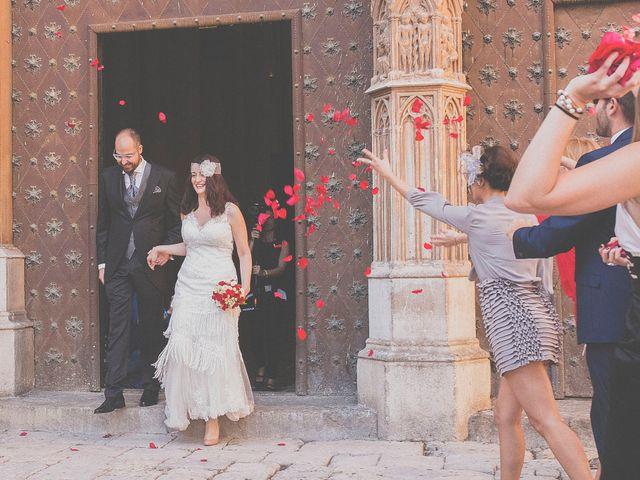 La boda de Edu y Judit en Tarragona, Tarragona 37