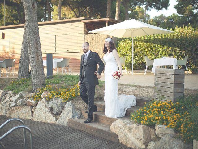 La boda de Edu y Judit en Tarragona, Tarragona 47
