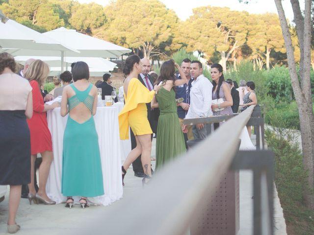 La boda de Edu y Judit en Tarragona, Tarragona 57