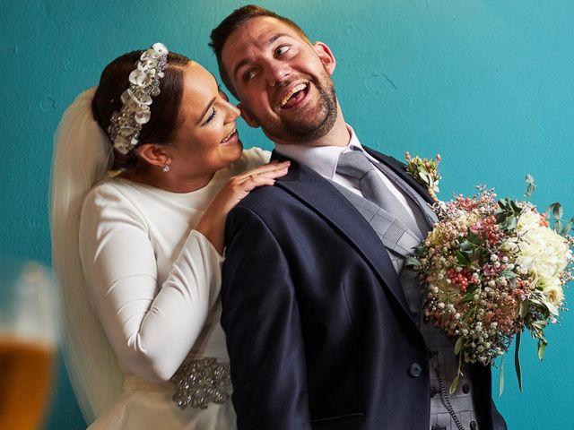 La boda de Alba y Javi