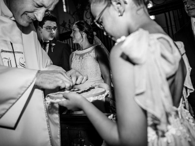 La boda de Diego y Alicia en Medina Del Campo, Valladolid 27