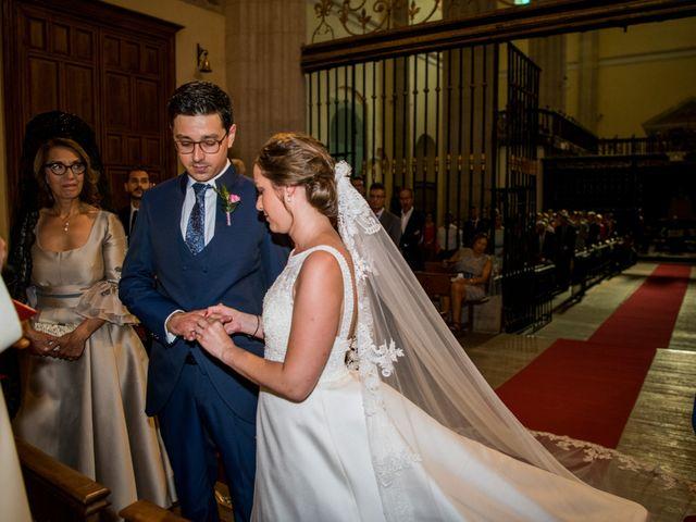 La boda de Diego y Alicia en Medina Del Campo, Valladolid 28