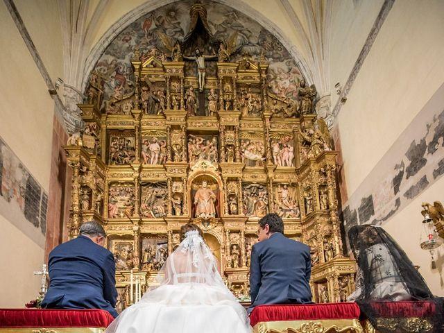 La boda de Diego y Alicia en Medina Del Campo, Valladolid 29