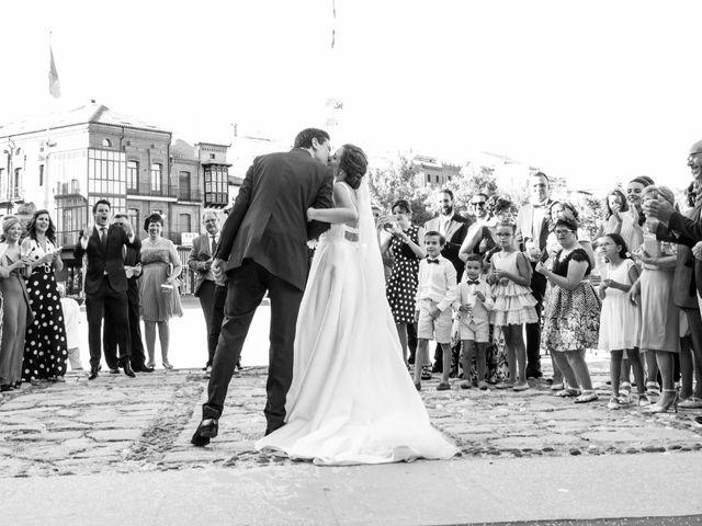 La boda de Diego y Alicia en Medina Del Campo, Valladolid 34