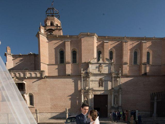 La boda de Diego y Alicia en Medina Del Campo, Valladolid 35