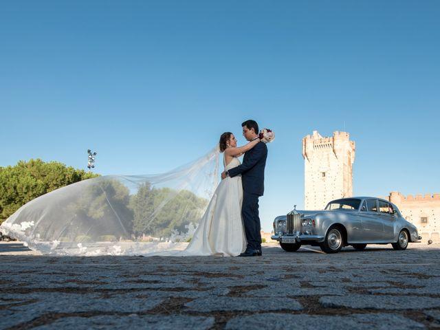 La boda de Diego y Alicia en Medina Del Campo, Valladolid 36