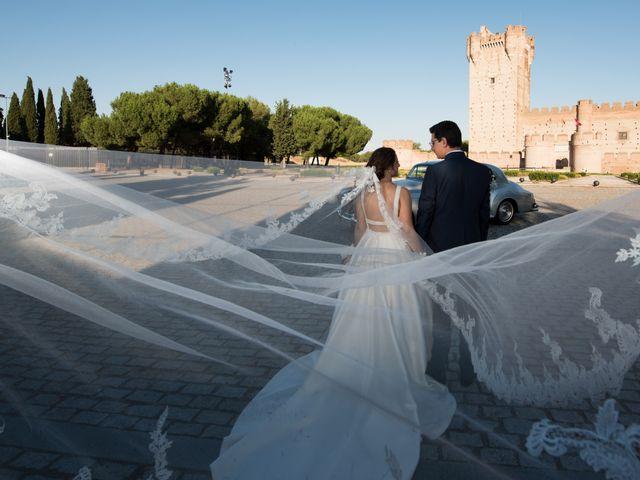 La boda de Diego y Alicia en Medina Del Campo, Valladolid 37