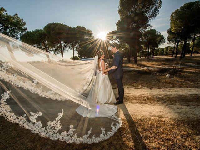 La boda de Diego y Alicia en Medina Del Campo, Valladolid 39