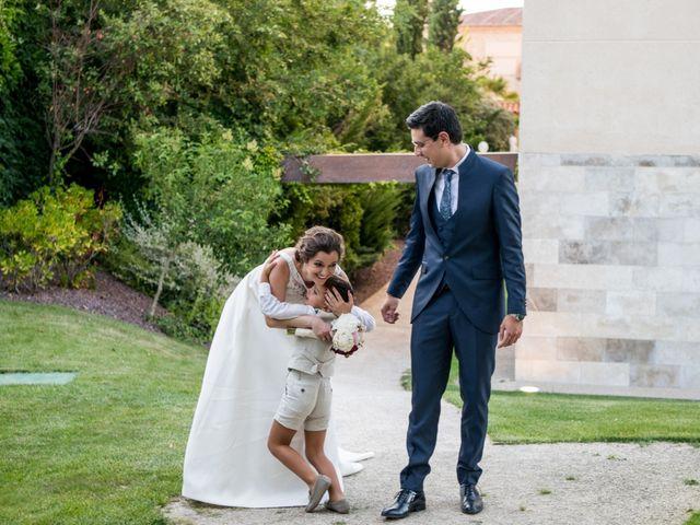 La boda de Diego y Alicia en Medina Del Campo, Valladolid 42