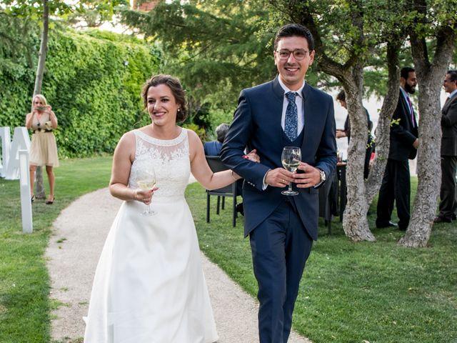 La boda de Diego y Alicia en Medina Del Campo, Valladolid 43