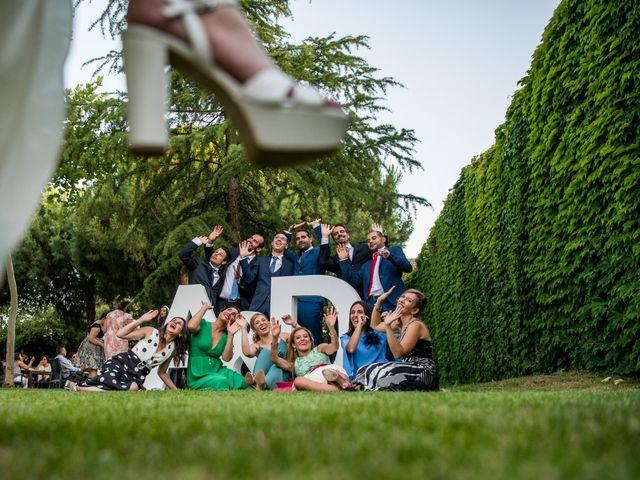 La boda de Diego y Alicia en Medina Del Campo, Valladolid 49