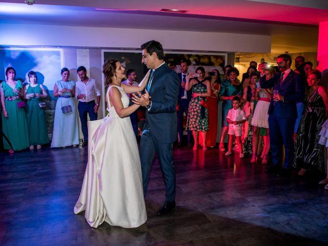 La boda de Diego y Alicia en Medina Del Campo, Valladolid 53