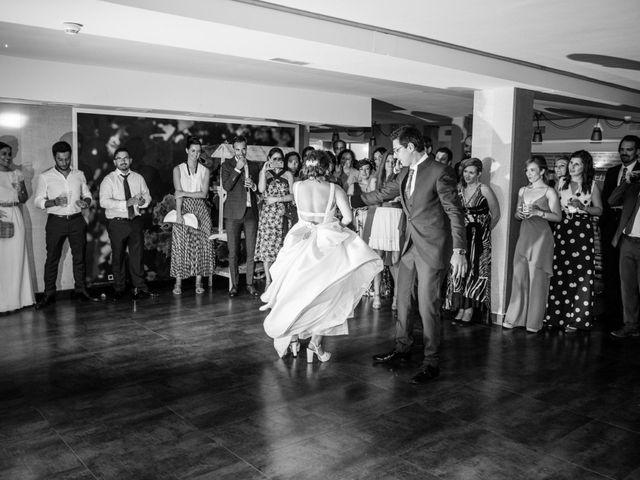 La boda de Diego y Alicia en Medina Del Campo, Valladolid 54