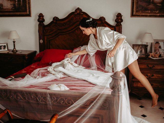 La boda de Víctor Manuel y Alicia en Huetor Vega, Granada 12