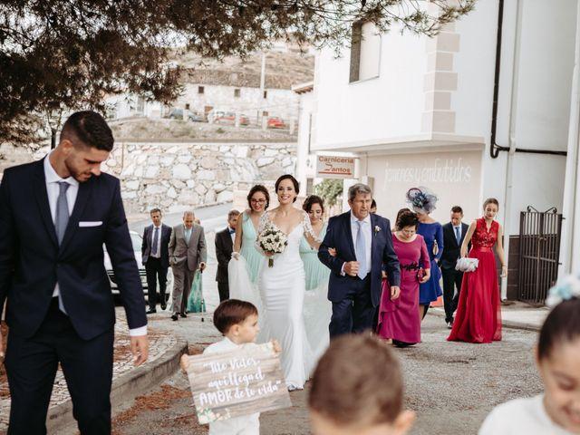 La boda de Víctor Manuel y Alicia en Huetor Vega, Granada 30