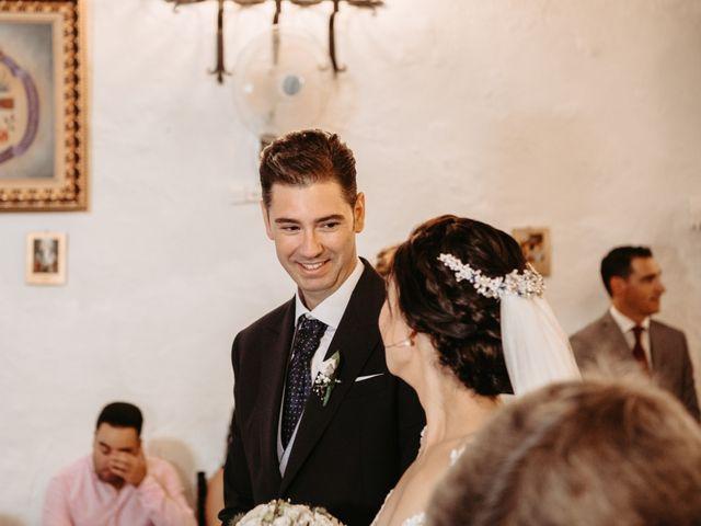 La boda de Víctor Manuel y Alicia en Huetor Vega, Granada 33