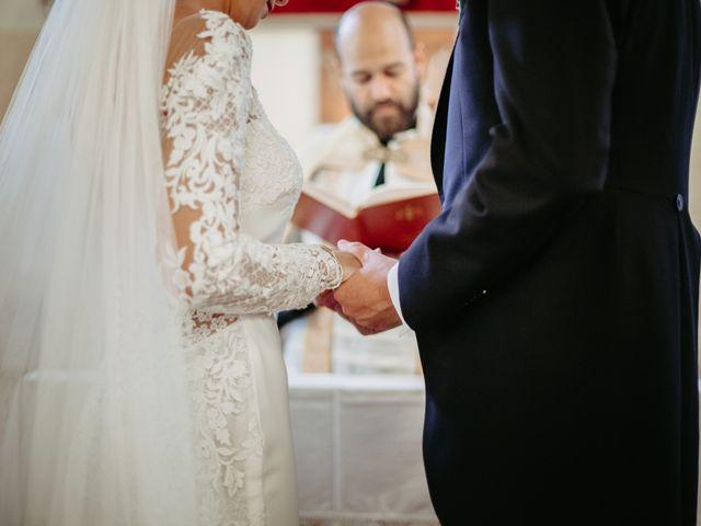 La boda de Víctor Manuel y Alicia en Huetor Vega, Granada 35