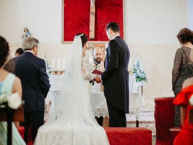 La boda de Víctor Manuel y Alicia en Huetor Vega, Granada 36