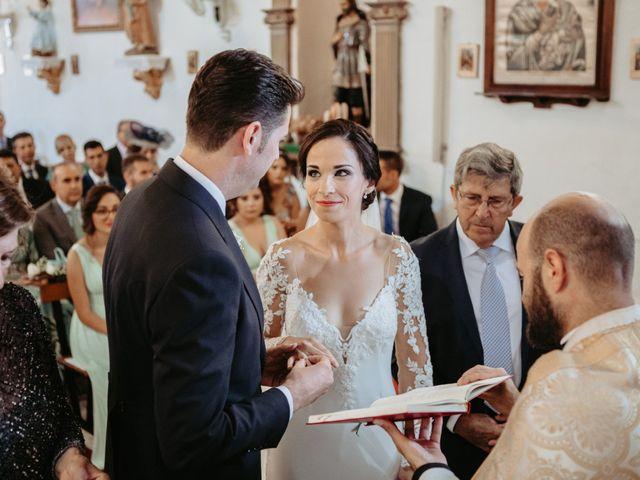 La boda de Víctor Manuel y Alicia en Huetor Vega, Granada 37