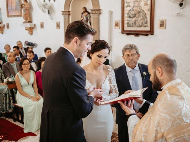 La boda de Víctor Manuel y Alicia en Huetor Vega, Granada 38