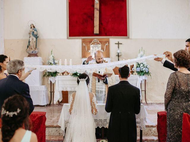 La boda de Víctor Manuel y Alicia en Huetor Vega, Granada 39