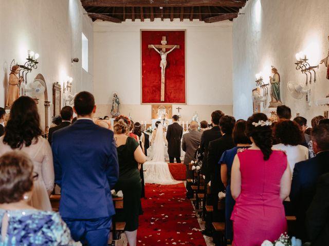 La boda de Víctor Manuel y Alicia en Huetor Vega, Granada 41