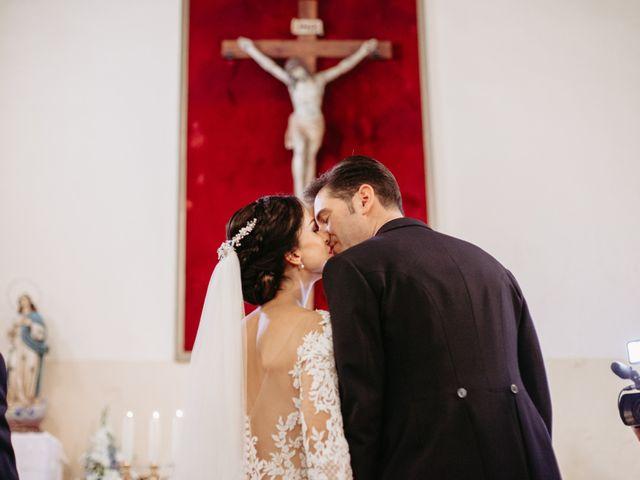La boda de Víctor Manuel y Alicia en Huetor Vega, Granada 43