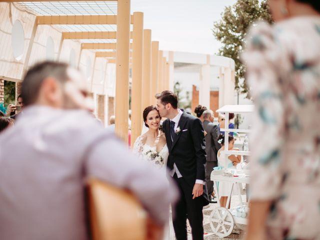 La boda de Víctor Manuel y Alicia en Huetor Vega, Granada 47