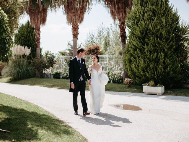 La boda de Víctor Manuel y Alicia en Huetor Vega, Granada 50