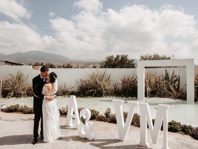 La boda de Alicia y Víctor Manuel