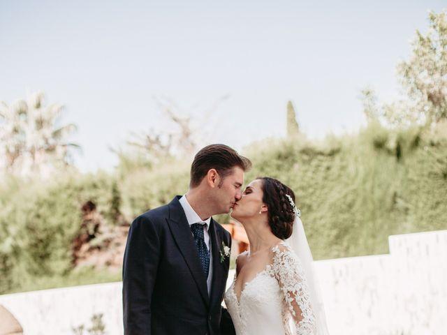 La boda de Víctor Manuel y Alicia en Huetor Vega, Granada 51