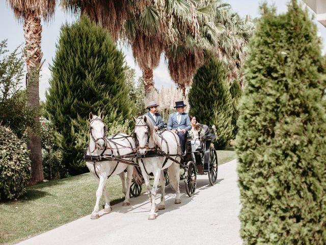 La boda de Víctor Manuel y Alicia en Huetor Vega, Granada 53