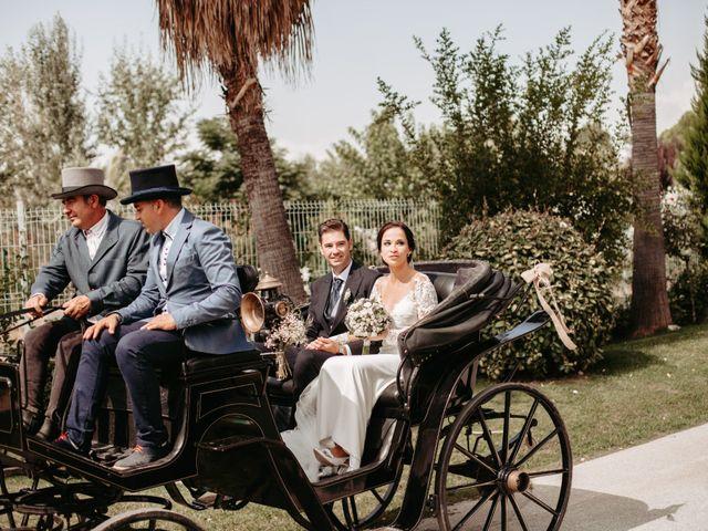 La boda de Víctor Manuel y Alicia en Huetor Vega, Granada 54