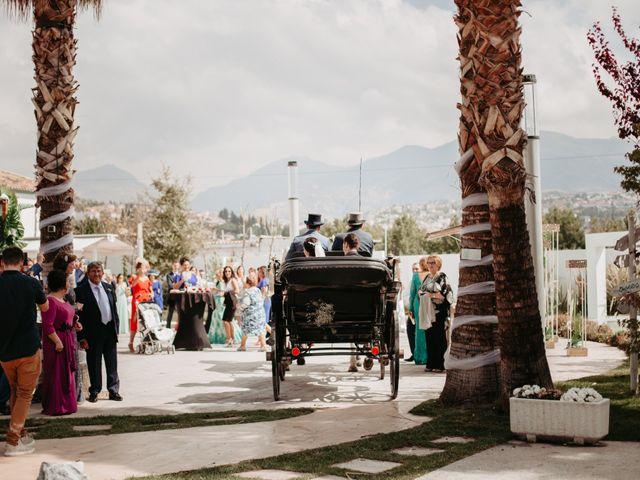 La boda de Víctor Manuel y Alicia en Huetor Vega, Granada 55