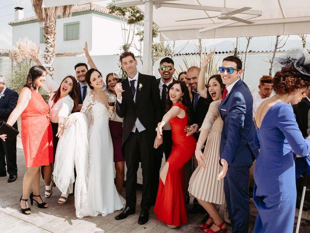 La boda de Víctor Manuel y Alicia en Huetor Vega, Granada 62