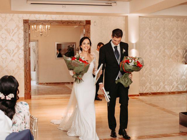 La boda de Víctor Manuel y Alicia en Huetor Vega, Granada 72