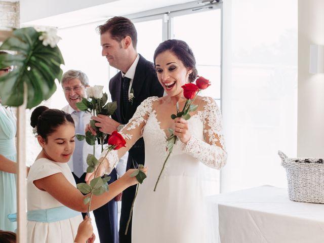 La boda de Víctor Manuel y Alicia en Huetor Vega, Granada 83