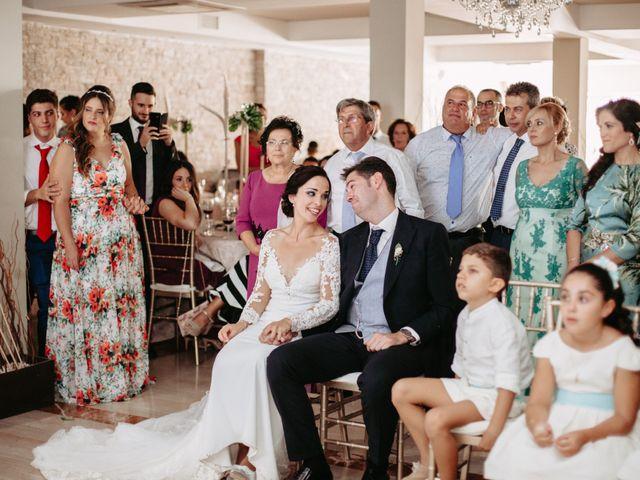 La boda de Víctor Manuel y Alicia en Huetor Vega, Granada 85
