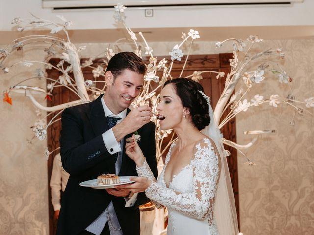 La boda de Víctor Manuel y Alicia en Huetor Vega, Granada 87