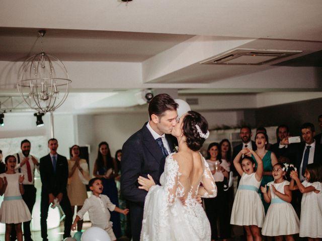 La boda de Víctor Manuel y Alicia en Huetor Vega, Granada 93