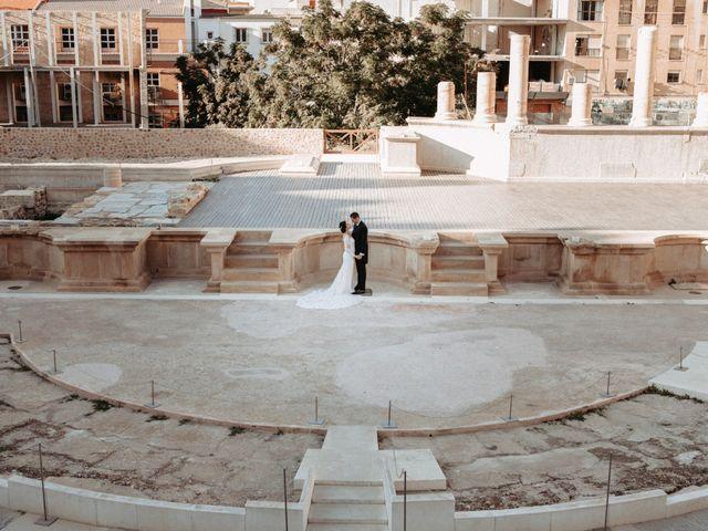 La boda de Víctor Manuel y Alicia en Huetor Vega, Granada 104