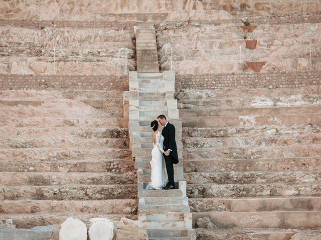 La boda de Víctor Manuel y Alicia en Huetor Vega, Granada 107