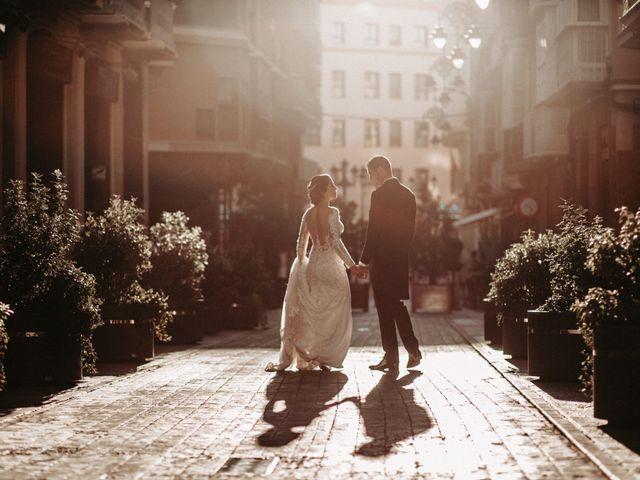 La boda de Víctor Manuel y Alicia en Huetor Vega, Granada 109