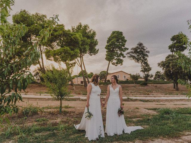 La boda de Vero y Ana en Monzon, Huesca 8