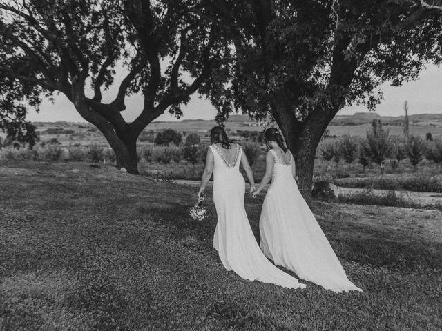 La boda de Vero y Ana en Monzon, Huesca 56